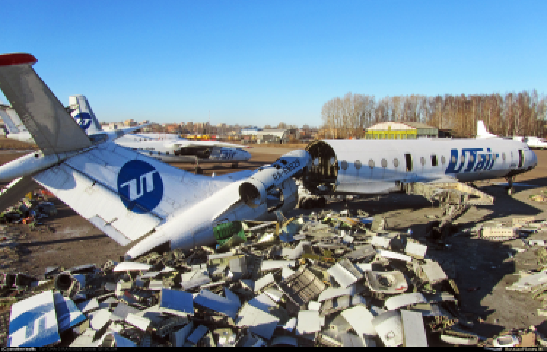 Утилизация авиатехники