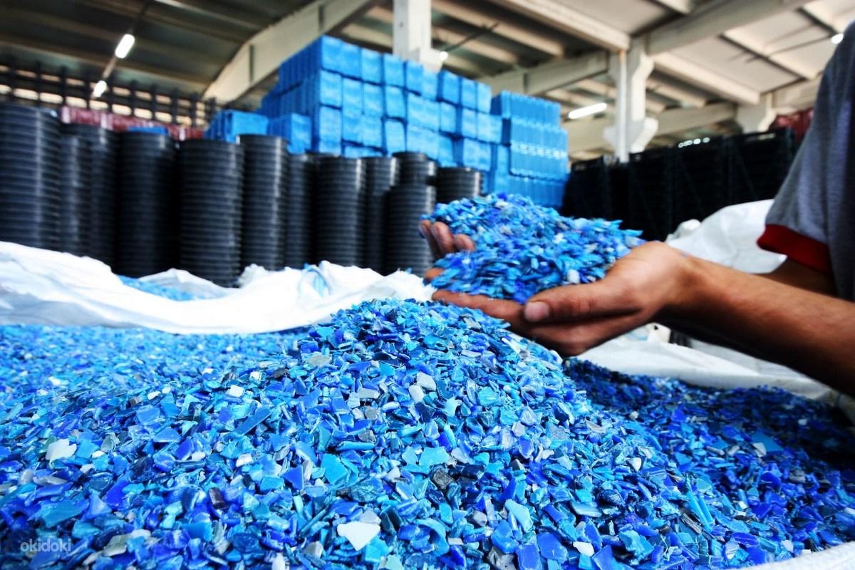 Утилизация сырья и материалов