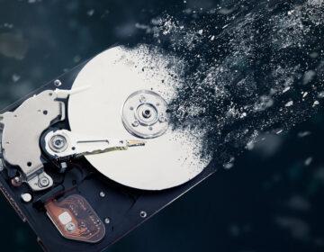 Безопасное уничтожение данных